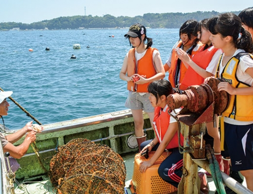 若者の漁業離れを食い止める