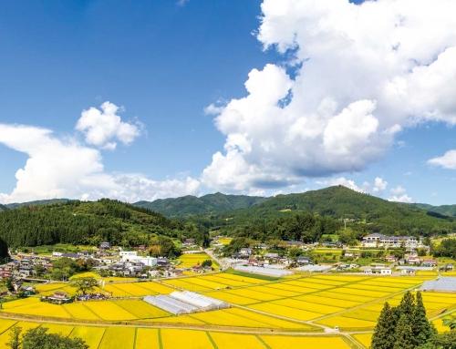 フリー写真素材・宮城県南三陸町入谷地域風景写真