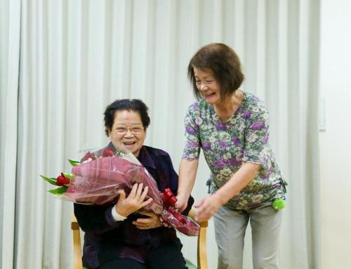 高貞のおばあさん奮闘記 南三陸町入谷地区の高橋ヒサ子さん講話